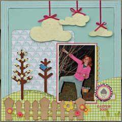 Easter 2009 **Cheery Lynn Designs**