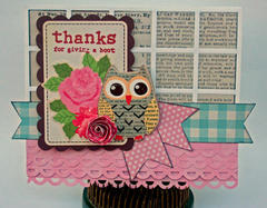 Thanks For giving A hoot