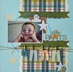 Silly Pants *Sweet Peach Crop Shop**