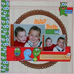 Silly Boys **Scrap For A Cure**