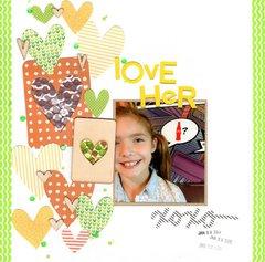 love her || HappyGRL