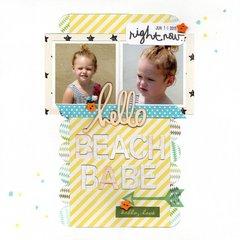 hello beach babe || HappyGRL