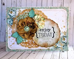 Enjoy Today - Manor House Creations