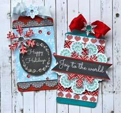 Christmas Tags - Kaisercraft DT