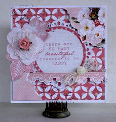 Kaisercraft - Oh So Lovely - Card