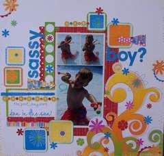 Sassy Boy?