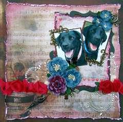 Puppy Portraits - Swirlydoos