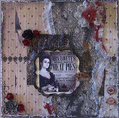 Mrs Lovett's Meat Pies - Scraps of Darkness