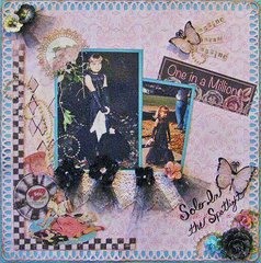 Solo In The Spotlight - Scraps of Elegance Kit Club