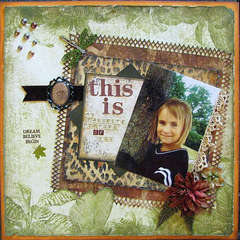 This is... - Scraps of Darkness June kit