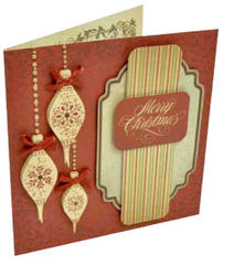 Turtle Dove Card