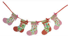 Stocking Garland