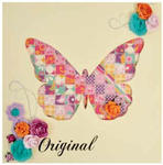 Butterfly Silhoutte Wall Art