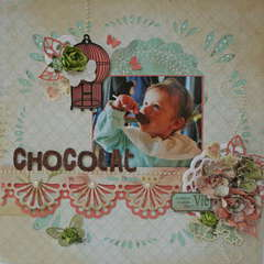 Chocolat que c'est bon!