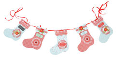 Stocking Garland - SB2082