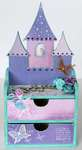 Kaisercraft Magic Happens Fairy jewelry drawers