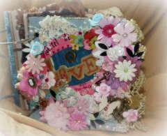 Paper Bag Vintage Album