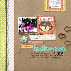 Halloween *Adrienne Looman/WP*
