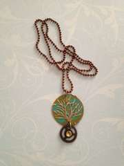 Vintaj necklace