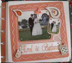 60th Birthday Album - Errol & Barbara - Right