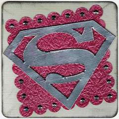 Superwoman - Breast Cancer Survivor