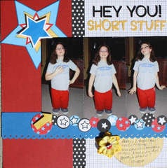 HEY YOU! Short Stuff