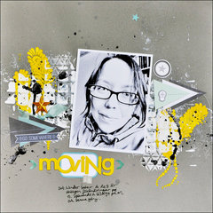 moving on *Cocoa Daisy July kit*