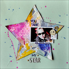 My star *Cocoa Daisy November kit*
