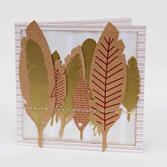 Fall Card by Jill Sprott for Jenni Bowlin Studio