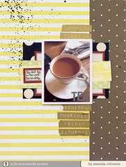 Tea by Amanda Robinson