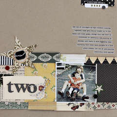 Two<br>by Celeste Smith</br>