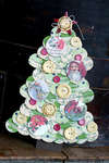 JBS Circle Punch Christmas Tree