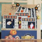 Handmade Halloween by Betsy Sammarco
