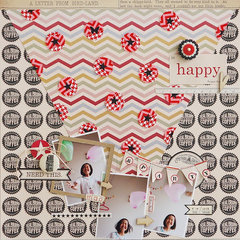 Happy & Party by Harumi for Jenni Bowlin Studio