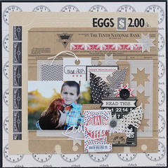 Eggs by Megan Klauer for Jenni Bowlin Studio