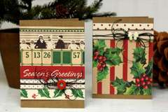Classic Christmas on Kraft by Mindy Miller
