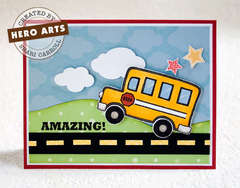 Amazing Bus by Shari Carroll
