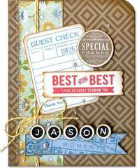 Best of the Best featuring Hero Arts/BasicGrey Clippings Stamps