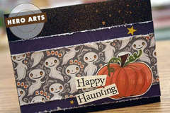 Happy Haunting by Jenn Shurkus