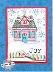 Joy by Lisa Spangler for Hero Arts