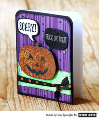 Scary! by Lisa Spangler