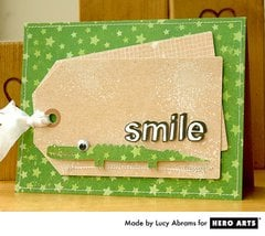Smile by Lucy Abrams