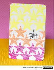 I Miss You by Jennifer McGuire