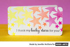 Lucky Stars by Jennifer McGuire