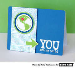 You are My World by Kelly Rassmussen