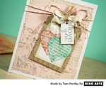 Shabby Chic Hearts  By Tami Hartley