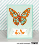 Hello Butterfly  By Kelly Rasmussen