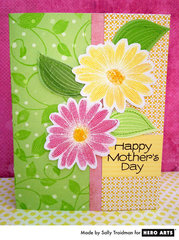 Happy Mother's Day  By Sally Traidman