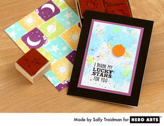 Lucky Stars  By Sally Traidman