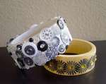 Holiday Bangle Bracelets By Sally Traidman